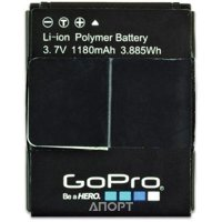 Фото GoPro Rechargeable Battery (AHDBT-302)