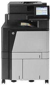 Фото HP Color LaserJet Enterprise flow MFP M880z+
