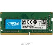 Фото Crucial 4GB SO-DIMM DDR4 2400MHz (CT4G4SFS824A)
