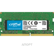 Фото Crucial 8GB DDR4 2400MHz SO-DIMM (CT8G4SFD824A)