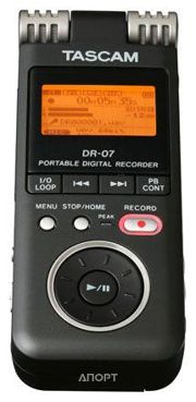 Фото Tascam DR-07