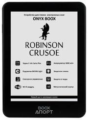 Фото Onyx BOOX Robinson Crusoe