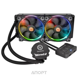 Thermaltake Water 3.0 Riing RGB 240 (CL-W107-PL12SW-A)