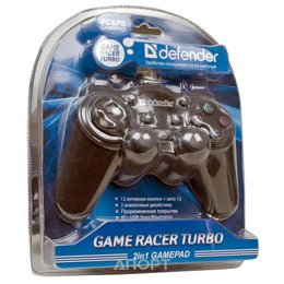 Defender Game Racer Turbo