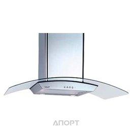 CATA Gamma Glass VL3 600 inox