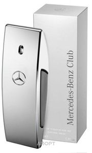 Фото Mercedes Mercedes Benz CLUB for men EDT