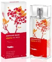 Фото Armand Basi Happy In Red EDT