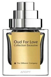 Фото The Different Company Collection Excessive Oud for Love EDP