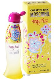 Фото Moschino Cheap and Chic Hippy Fizz EDT
