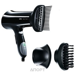 Braun HD 550 Satin Hair 5