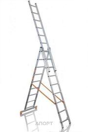 Фото Sarayli Лестница трехсекционная 1316