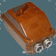 Фото КЭАЗ АК50Б-3МГОМ2, 50Гц, 50А, 6Iн, IP54 (с сальниками)
