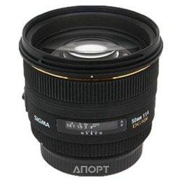 Sigma 50mm F1.4 EX DG HSM Nikon F
