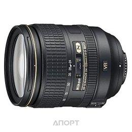Nikon 24-120mm f/4G ED VR II AF-S Nikkor