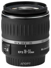 Фото Canon EF-S 18-55mm f/3.5-5.6