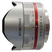 Фото Samyang 8mm f/2.8 UMC Fish-eye II Samsung NX