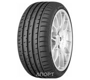 Фото Continental ContiSportContact 3 (205/40R17 84W)