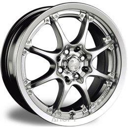 Racing Wheels H-113 (R13 W5.5 PCD4x100 ET35 DIA67.1)