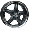 Racing Wheels H-303 (R15 W6.5 PCD5x114.3 ET40 DIA73.1)