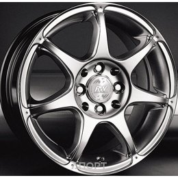 Racing Wheels H-249 (R13 W5.5 PCD4x98 ET38 DIA58.6)