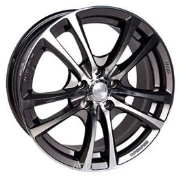 Racing Wheels H-346 (R15 W6.5 PCD5x112 ET40 DIA66.6)