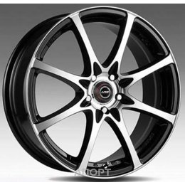 Racing Wheels H-480 (R15 W6.5 PCD4x100 ET38 DIA67.1)