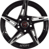 NZ Wheels SH-661 (R17 W7.0 PCD5x114.3 ET39 DIA60.1)