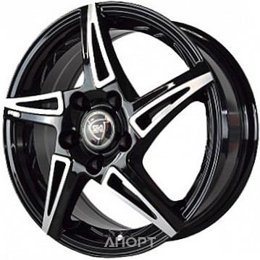 NZ Wheels SH-661 (R18 W8.0 PCD5x120 ET30 DIA72.6)