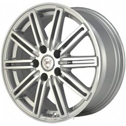 NZ Wheels SH-662 (R16 W7.0 PCD5x100 ET45 DIA67.1)