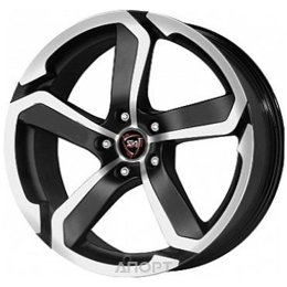 NZ Wheels SH-665 (R16 W6.5 PCD4x100 ET52 DIA54.1)