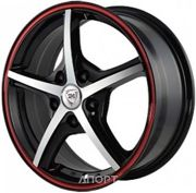 Фото NZ Wheels SH-667 (R15 W6.0 PCD4x100 ET50 DIA60.1)
