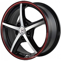 NZ Wheels SH-667 (R16 W6.5 PCD5x112 ET50 DIA57.1)