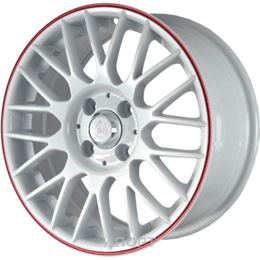 NZ Wheels SH-668 (R15 W6.0 PCD4x108 ET27 DIA65.1)