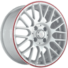 NZ Wheels SH-668 (R15 W6.0 PCD5x112 ET47 DIA57.1)