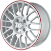 NZ Wheels SH-668 (R16 W6.5 PCD5x114.3 ET45 DIA60.1)