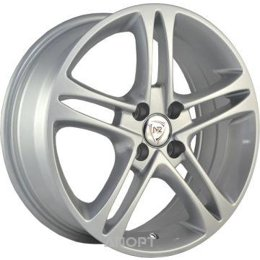 NZ Wheels SH-669 (R17 W7.0 PCD5x112 ET43 DIA57.1)