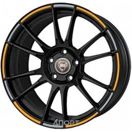 NZ Wheels SH-670 (R16 W6.5 PCD4x98 ET38 DIA58.6)
