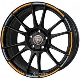 NZ Wheels SH-670 (R17 W7.0 PCD5x114.3 ET35 DIA67.1)