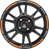 NZ Wheels SH-670 (R17 W7.0 PCD5x112 ET43 DIA57.1)