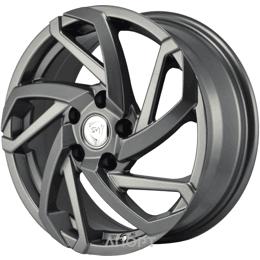 NZ Wheels SH-673 (R16 W6.5 PCD4x100 ET52 DIA54.1)