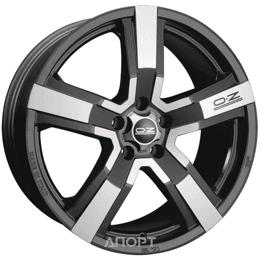 OZ Racing Versilia (R18 W8.0 PCD5x115 ET45 DIA70.2)