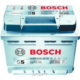 Bosch 6CT-85 АзЕ S5 Silver Plus (S50 100)