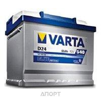 Фото Varta 6СТ-45 BLUE dynamic (B34)