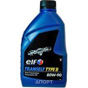 Фото ELF Tranself Type B 80W-90 1л