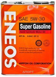 Фото ENEOS Super Gasoline 5W-30 4л