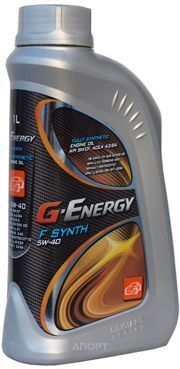 Фото G-Energy F-Synth 5W-40 SM/CF 4л