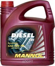 Фото Mannol Diesel TDI 5W-30 5л
