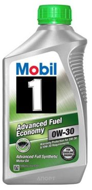 Фото MOBIL 1 Advanced Fuel Economy 0W-30 1л