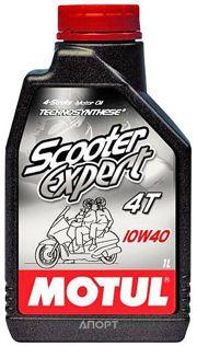 Фото Motul Scooter Expert 4T 10W-40 1л