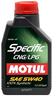 Фото Motul Specific CNG/LPG 1л